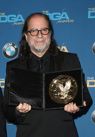 BEVERLY HILLS, CA - FEBRUARY 3: Glenn Weiss in the press room at the 70th Annual DGA Awards at The Beverly Hilton Hotel in Beverly Hills, California on February 3, 2018. <br /> CAP/MPI/FS<br /> &copy;FS/MPI/Capital Pictures