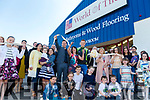 Official Opening by Johnny Buckley, Donal Higgins and Fiona Higgins of World of Tiles, Manor Tralee on Saturday