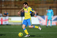Greek Cypriot international Georgios Aresti of Haringey during Haringey Borough vs Herne Bay, Emirates FA Cup Football at Coles Park Stadium on 7th September 2019