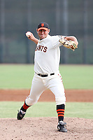 Matt Graham - San Francisco Giants - 2010 Instructional League.Photo by:  Bill Mitchell/Four Seam Images..
