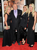 Terry Bradshaw, Tammy Bradshaw &amp; Family at the world premiere of &quot;Father Figures&quot; at the TCL Chinese Theatre, Hollywood, USA 13 Dec. 2017<br /> Picture: Paul Smith/Featureflash/SilverHub 0208 004 5359 sales@silverhubmedia.com