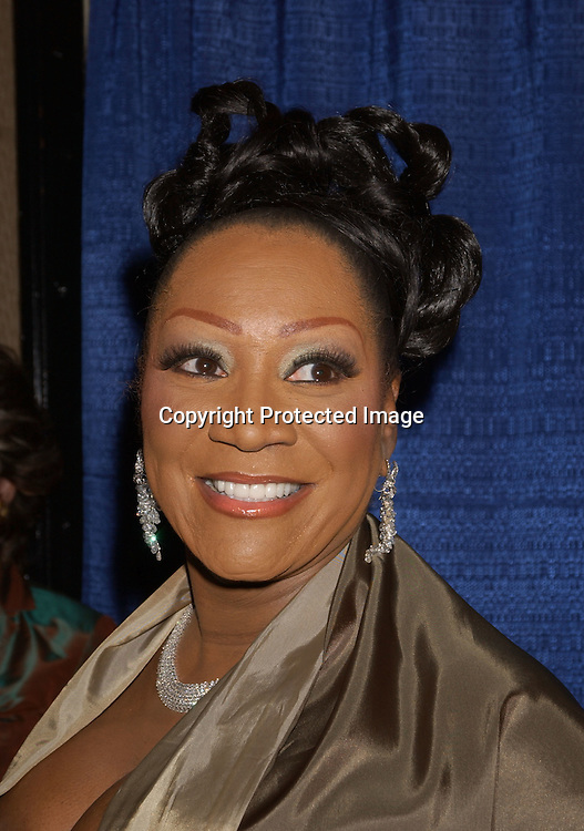 Patti LaBelle in Lilly Rubin dress                                    ..at the Songwriters Hall of Fame annual Awards Induction and Dinner on June 12,2003  at the Marriott Marquis ..Hotel ...Photo by Robin Platzer, Twin Images