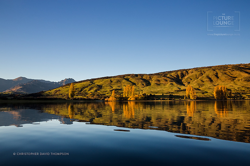 Sometimes the best perspective on a beautiful Wanaka, is from the water. Wanaka-based landscape photographer Christopher Thompson uses his kayak to get such a unique perspective on the lake, super close to water level, and using the movement of the kayak to create random reflections...