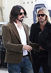 Dave Grohl & Taylor Hawkins (Foo Fighters) attending the Rehearsals for the 35th Kennedy Center Honors at Kennedy Center in Washington, D.C. on December 2, 2012
