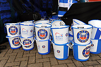 Bath Rugby Foundation. The Clash, Aviva Premiership match, between Bath Rugby and Leicester Tigers on April 7, 2018 at Twickenham Stadium in London, England. Photo by: Rob Munro for Onside Images
