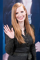 American actress Jessica Chastain attends to the presentation of her film ' Molly's Game' at Ritz Hotel in Madrid, Spain. December 04, 2017. (ALTERPHOTOS/Borja B.Hojas) /NortePhoto.con NORTEPHOTOMEXICO