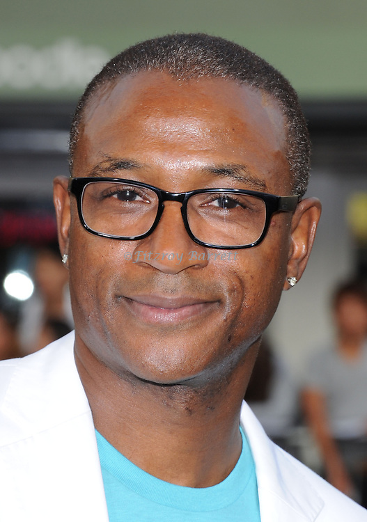 Tommy Davidson at the Los Angels premiere of Getaway held at the Regency Village Theater August 26, 2013