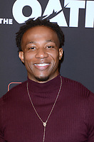 "LOS ANGELES - FEB 20:  Arlen Escarpeta at ""The Oath"" Season 2 Screening Event  at the Paloma on February 20, 2019 in Hollywood, CA"