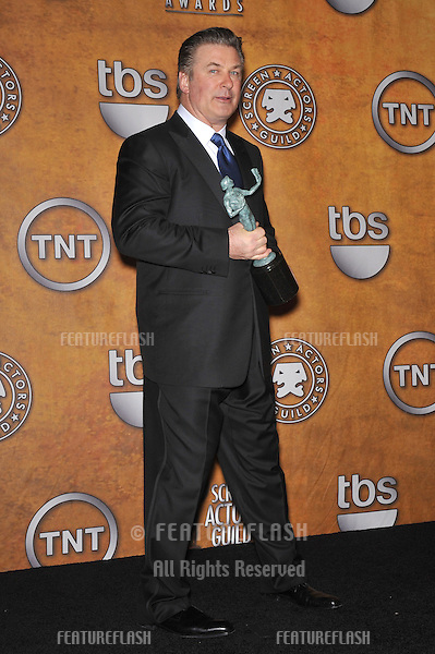 Alec Baldwin at the 16th Annual Screen Actors Guild Awards at the Shrine Auditorium..January 23, 2010  Los Angeles, CA.Picture: Paul Smith / Featureflash