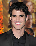 Darren Criss at The Warner Bros. Pictures World Premiere of New Year's Eve  held at The Grauman's Chinese Theatre in Hollywood, California on December 05,2011                                                                               © 2011 Hollywood Press Agency