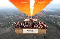 20150910 10 September Hot Air Balloon Cairns