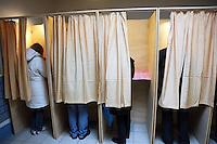 Gute Wahlbeteiligung in der KiTa Parkstraße in Mörfelden-Walldorf