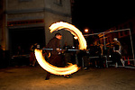 Gallery5 hosts the Carnival of 5 Fires every year in Jackson Ward. Talented fire twirlers and breathers occupy Marshall Street