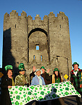 St. Patricks Day Parade Committee, Isabelle San Roma, Anthony Lynch (chair), Bridie Maxwell, Marie Dunne, Frank Godfrey and Jayne O'Brien  (secretary) promoting the Parade...Photo NEWSFILE/Jenny Matthews.(Photo credit should read Jenny Matthews/NEWSFILE)....This Picture has been sent you under the condtions enclosed by:.Newsfile Ltd..The Studio,.Millmount Abbey,.Drogheda,.Co Meath..Ireland..Tel: +353(0)41-9871240.Fax: +353(0)41-9871260.GSM: +353(0)86-2500958.email: pictures@newsfile.ie.www.newsfile.ie.FTP: 193.120.102.198.