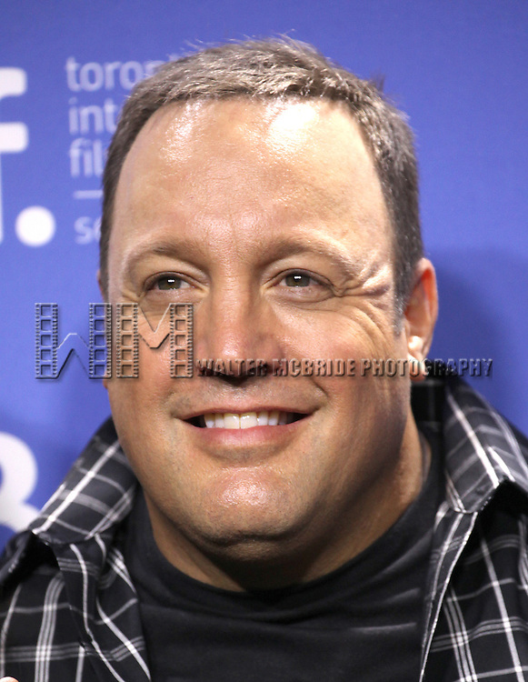 Kevin James attending the The 2012 Toronto International Film Festival.Photo Call for 'Hotel Transylvania' at the TIFF Bell Lightbox in Toronto on 9/8/2012