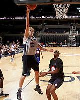 Kellen McCormick at the NBPA Top100 camp June 18, 2010 at the John Paul Jones Arena in Charlottesville, VA. Visit www.nbpatop100.blogspot.com for more photos. (Photo © Andrew Shurtleff)