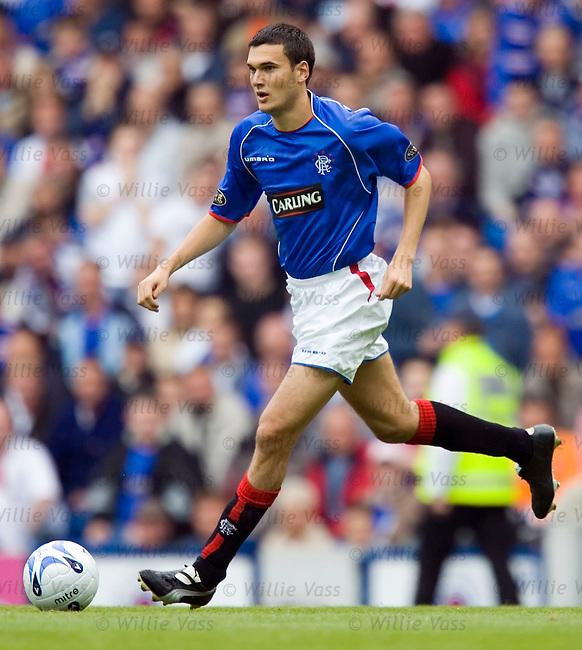 Ian Murray, Rangers.stock season 2005-2006.pic willie vass