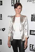 LOS ANGELES, CA - APRIL 15: Maggie Grace at AMC&rsquo;s &ldquo;Survival Sunday: The Walking Dead &amp; Fear the Walking Dead LA Fan Event at AMC Century City 15 in Los Angeles, California on April 15, 2018. <br /> CAP/MPIFS<br /> &copy;MPIFS/Capital Pictures