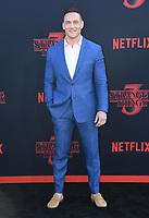 "28 June 2019 - Santa Monica, California - Andrey Ivchenko. ""Stranger Things 3"" LA Premiere held at Santa Monica High School. <br /> CAP/ADM/BT<br /> ©BT/ADM/Capital Pictures"
