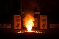 SEBRA - Raphine, VA - 2.8.2014 - Behind the Chutes(Scenes)