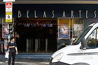 03.04.2019 - Cine Belas Artes pode fechar novamente em SP