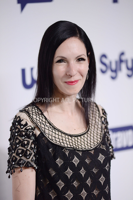 WWW.ACEPIXS.COM<br /> May 15, 2014 New York City<br /> <br /> Jill Kargman attending NBCUniversal Cable Entertainment Upfront at the Javits Center in New York City on Thursday, May 15, 2014.<br /> <br /> Please byline: Kristin Callahan/ACE Pictures<br /> <br /> ACEPIXS.COM<br /> <br /> Tel: (212) 243 8787 or (646) 769 0430<br /> e-mail: info@acepixs.com<br /> web: http://www.acepixs.com
