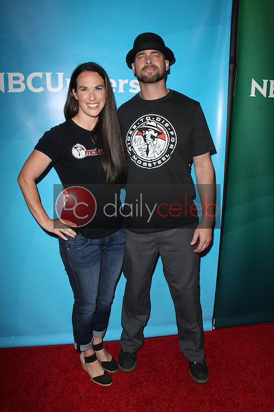 Pam Genei, Adam Genei<br />