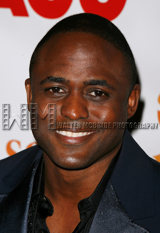 Wayne Brady attending the All-Star One Night Gala performance of CHICAGO After Party. The Evening Benefiting SAFE HORIZON, celebrates Broadway's Longest Running Musical Revival. 10 Years of Razzle Dazzle. November 14, 2006 © Walter McBride /