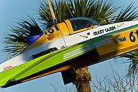 "E-61 ""Crazy Cajun"", 5 Litre class hydroplane"