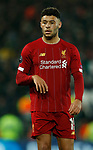 Alex Oxlade-Chamberlain of Liverpool during the UEFA Champions League match at Anfield, Liverpool. Picture date: 27th November 2019. Picture credit should read: Andrew Yates/Sportimage