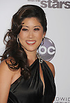 "HOLLYWOOD, CA. - November 01: Kristi Yamaguchi attends ""Dancing With The Stars"" 200th Episode at Boulevard 3 on November 1, 2010 in Hollywood, California."