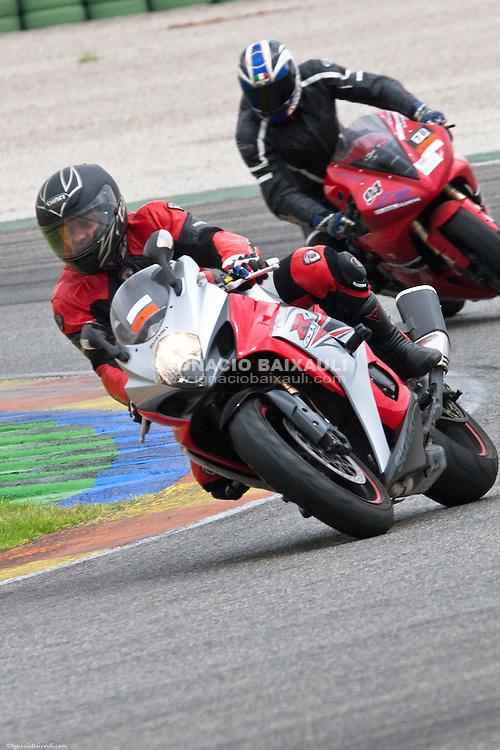 17/6/2012 Tandas Populares. Circuito de la Comunidad Valenciana Ricardo Tormo