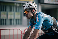Wout Van Aert (BEL/V&eacute;randas Willems-Crelan) after finishing and  'losing' this race (and finishing 2nd) <br /> <br /> 92nd Schaal Sels 2017 <br /> 1 Day Race: Merksem &gt; Merksem (188km)