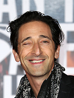 LOS ANGELES, CA - NOVEMBER 13: Adrien Brody, at the Justice League film Premiere on November 13, 2017 at the Dolby Theatre in Los Angeles, California. Credit: Faye Sadou/MediaPunch /NortePhoto.com