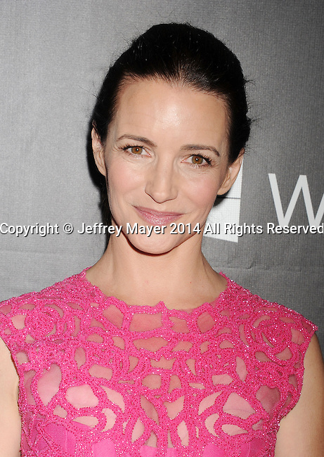 HOLLYWOOD, CA- OCTOBER 29: Actress Kristin Davis attends amfAR LA Inspiration Gala honoring Tom Ford at Milk Studios on October 29, 2014 in Hollywood, California.
