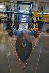 SR-71 Blackbird, Air & Space Museum - Steven F. Udvar-Hazy Center