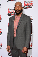 Arinze Kene arriving for the Empire Awards 2018 at the Roundhouse, Camden, London, UK. <br /> 18 March  2018<br /> Picture: Steve Vas/Featureflash/SilverHub 0208 004 5359 sales@silverhubmedia.com