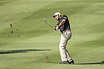 Gaganjeet Bhullar of India in action during the 58th UBS Hong Kong Golf Open as part of the European Tour on 08 December 2016, at the Hong Kong Golf Club, Fanling, Hong Kong, China. Photo by Vivek Prakash / Power Sport Images
