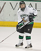 T.J. Oshie - The University of Minnesota Golden Gophers defeated the University of North Dakota Fighting Sioux 4-3 on Saturday, December 10, 2005 completing a weekend sweep of the Fighting Sioux at the Ralph Engelstad Arena in Grand Forks, North Dakota.