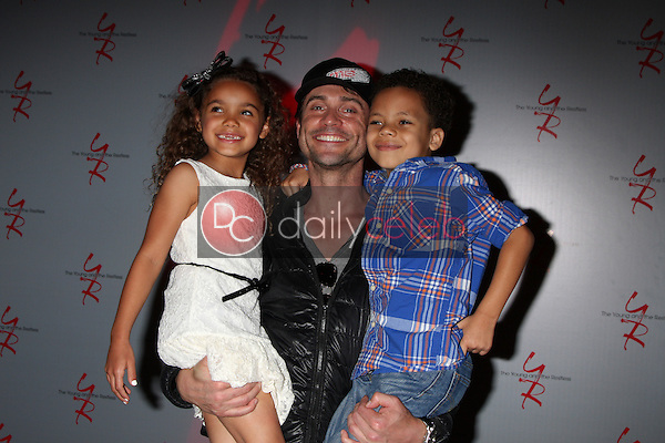 McKenna Roberts, Daniel Goddard, Aiden Clark<br />