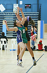 Netball: Garin College v Jacks Red, Saxton Stadium, Nelson, New Zealand, Saturday 17 May 2014, Photo: Evan Barnes/ www.shuttersport.co.nz