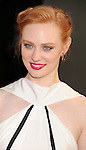 HOLLYWOOD, CA - MAY 30: Deborah Ann Woll  arrives at HBO's 'True Blood' Season 5 Los Angeles premiere at ArcLight Cinemas Cinerama Dome on May 30, 2012 in Hollywood, California.