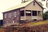 Greenwell Store, the museum of the Kona Historical Society, Big Island