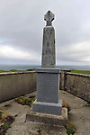 The monument at Clashmealcon, Causeway, County Kerry where five men held siege against the British forces during the civil war of 1923..Picture by Don MacMonagle