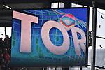 10.03.2018, Vonovia Ruhrstadion, Bochum, GER, 2.FBL., VfL Bochum vs. Holstein Kiel<br /> im Bild / picture shows: <br /> Feature Toranzeige <br /> <br /> <br /> <br /> Foto &copy; nordphoto / Meuter