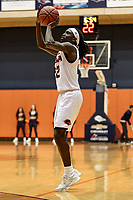 SAN ANTONIO, TX - JANUARY 11, 2018: The University of Texas at San Antonio Roadrunners fall to the Florida International University Panthers 79-76 at the UTSA Convocation Center. (Photo by Jeff Huehn)
