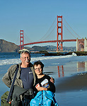 Golden Gate Bridge. Bob & Lou's trip to California Nov. 2015. (Bob Gathany Photographer)