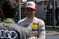 2018 DTM at Brands Hatch. #51 Nico Müller. Audi Sport Team Abt Sportsline. Audi RS 5 DTM.