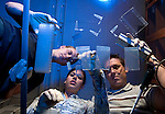0711-34 528.CR2.College of Life Sciences.Microbiology and Molecular Biology.Dr. Joel Griffitts lab..November 12, 2007..Photography by Mark A. Philbrick..Copyright BYU Photo 2007.All Rights Reserved .photo@byu.edu  (801)422-7322