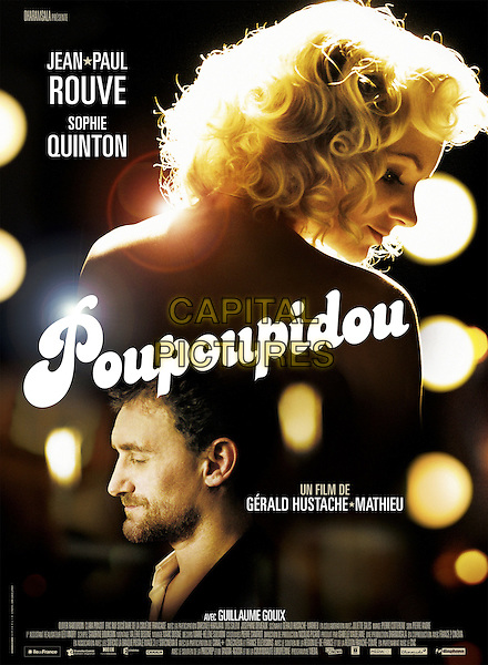 POSTER ART.in Poupoupidou.*Filmstill - Editorial Use Only*.CAP/PLF.Supplied by Capital Pictures.